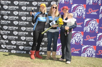 The Lourensford race with Kate Slegrova