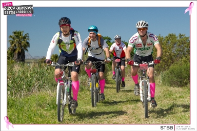 Cape Town Sport Photography: 2keep-a-breast