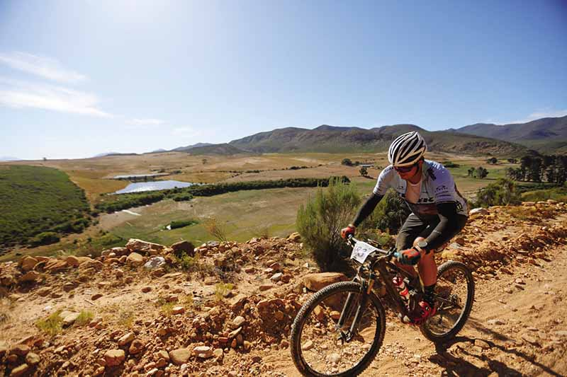 Craig putting his holiday season training to the test. Captured by: www.danielcoetzee.co.za for www.zcmc.co.za