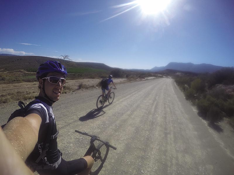 Karoo roads will test your imagination and physical stamina.