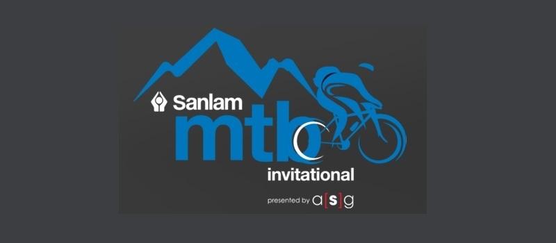 Sanlam MTB Invitational 2016 logo