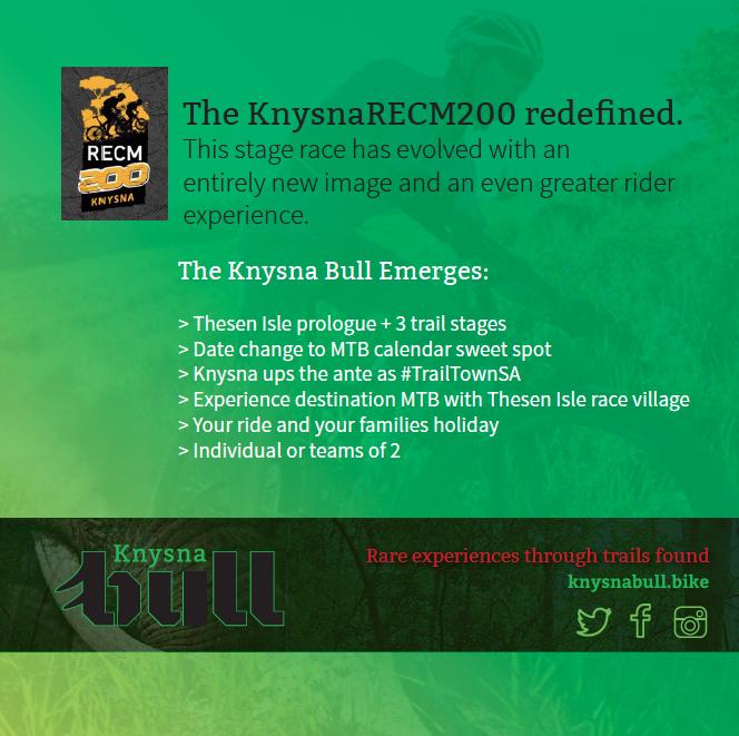 The Knysna Bull Emerges
