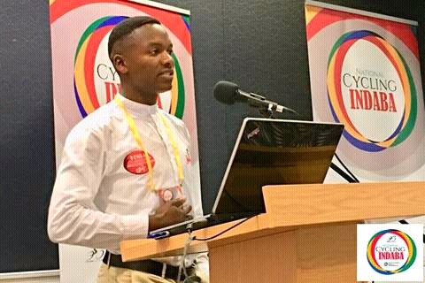 Cycling South Africa takes great pleasure in welcoming Youth, Development & Transformation Commission Chair Bonga Ngqobane. Photo: Supplied