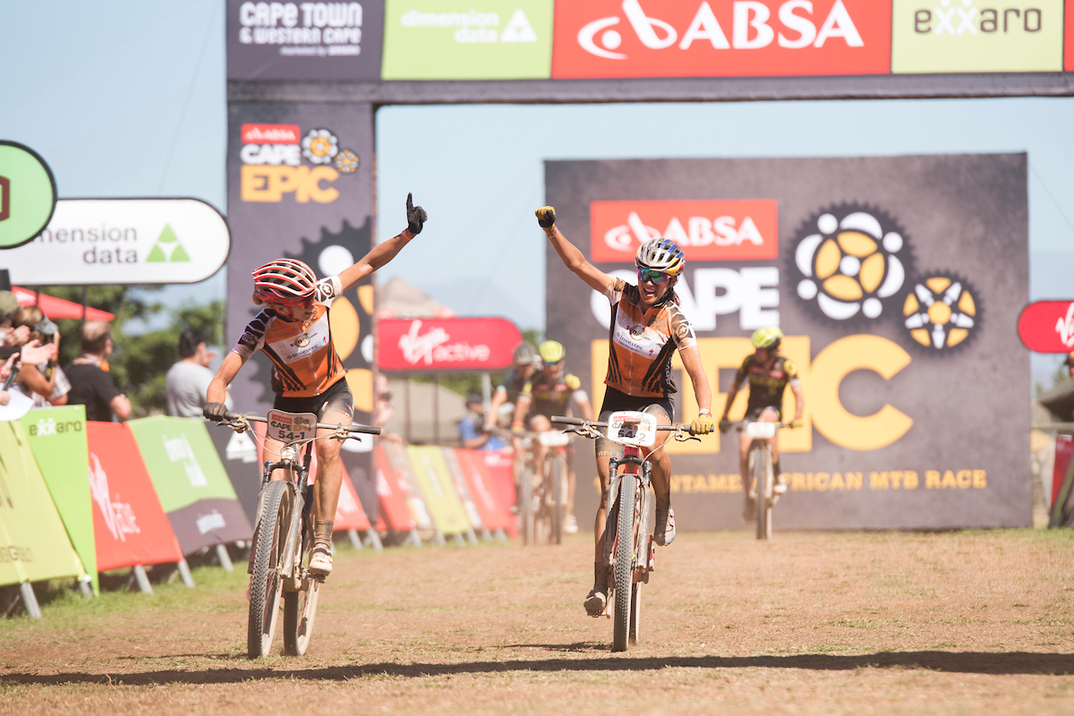 Third Win Consolidates Langvad's, Courtney's Lead - Full Sus