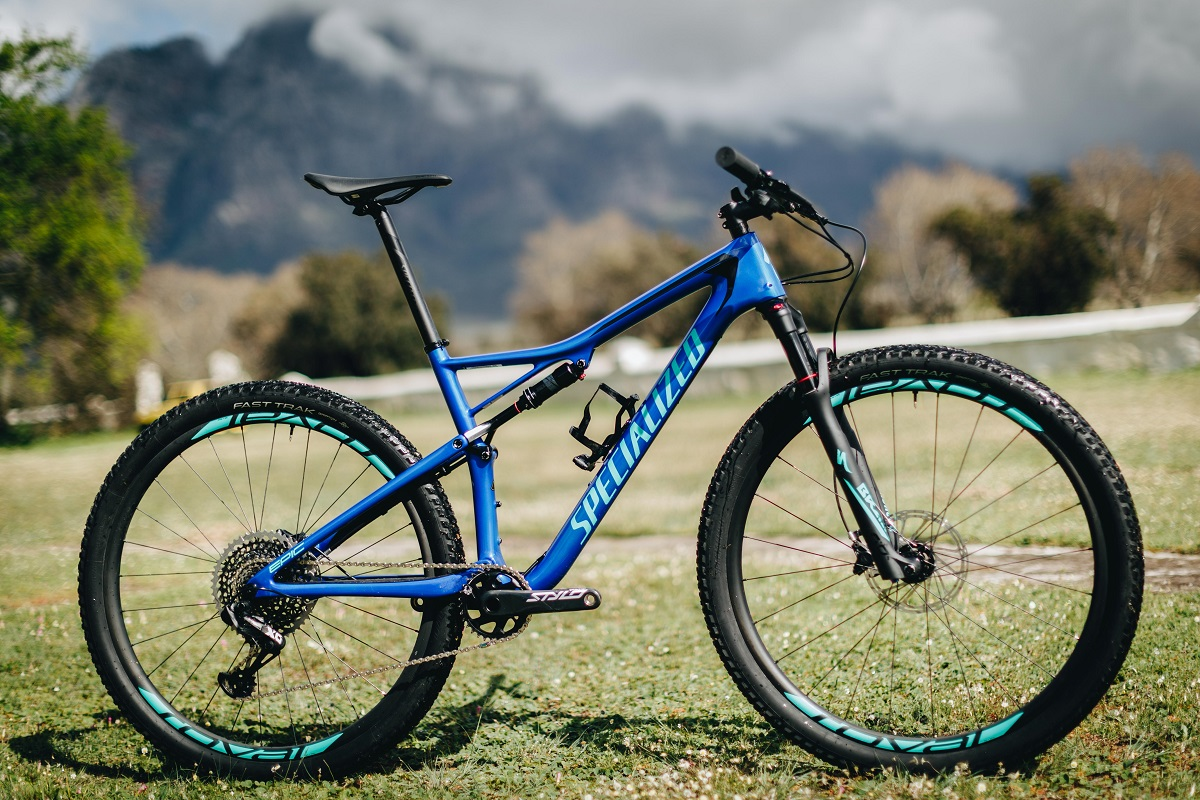 57979d7560a Specialized's Epic has been the company's premier XC-bike for more than 15  years. In it's latest iteration the brand completely redesigned its top  seller.