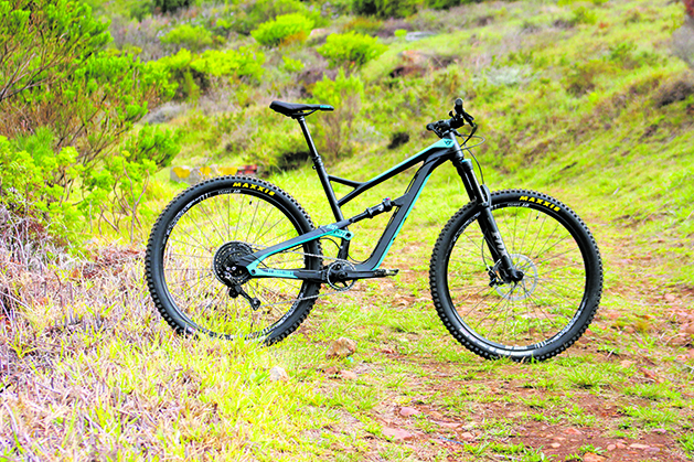 ecee34d6e62 More travel equals more fun as our bike tester ALEX MANCINI found out when  he swung a leg over the latest 140mm travel YT Jeffsy 29er.