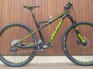 2018 Cannondale Scalpel Si6 2x11