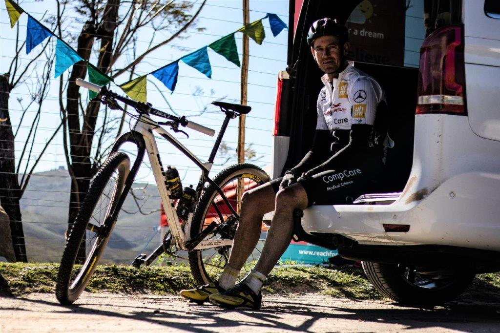 Extreme Endurance Cyclist, Grant Lottering, to Attempt a 2 000km Ride of Epic Proportions